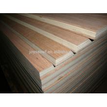 El tablero de sándwich de la melamina / el uso de madera contrachapada