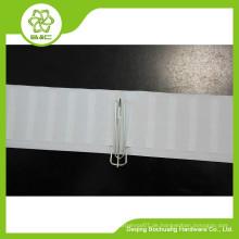 Gemacht in china vorhänge, hakenband, dubai vorhangband