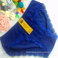 OEM wholesale China cheap orange sexy comfortable lace cotton fancy underwear 518