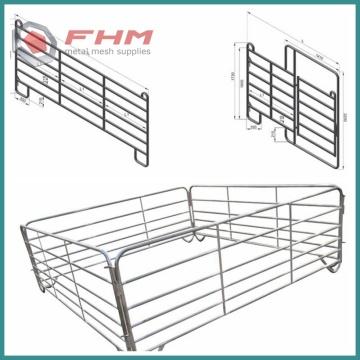 1.8M Height Galvanized Livestock Panel