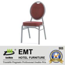 Chaise de banquet couleur rouge rouge (EMT-508)