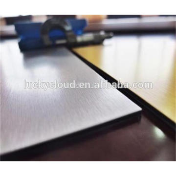 Mirror finished Aluminum composite Panel
