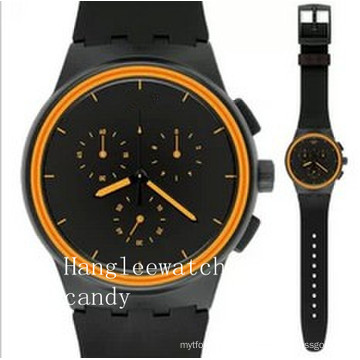 Quality Multi-Fonction Sport Watch Silicone Men′s Sport Watch (HL-CD051)