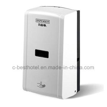 1300ml Automatischer Flüssigseifenspender, Spray-Alkohol-Dispenser mit LED-Display