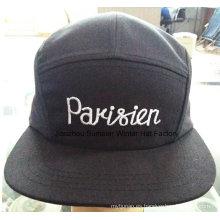 Sombrero bordado manera de la manera de la ciudad del golf de la tela cruzada del algodón