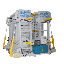 Waterproof Fireproof Sandwich EPS Concrete Board Machinery