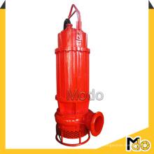 Pompe à lisier électrique centrifuge à décharge submersible