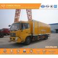 DONGFENG Tianjin 4x2 15tons Van Box Truck