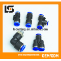 High Quality Brass Compression Plastic Gas Line Fittings