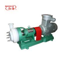 Pompe chimique en plastique de pompe anti-corrosion FSB Pompe centrifuge chimique en alliage de plastique fluoré