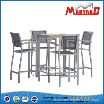 Outdoor Bar Furniture Set Bar Table and Chairs