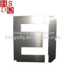 Fabriqué en Chine laminé à froid en acier enduit de silicium EI Laminage