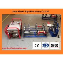 Machine de soudure de tuyau de HDPE de vente chaude de Sud250h