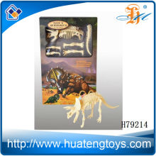 Shantou en gros de jouets squelettes de dinosaures pour enfants en 2014