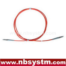 10Gb Corning Fiber Optic Cable, LC-LC Multimode Simplex (50/125 Type) Orange