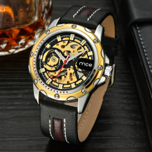 shenzhen factory automatic mechanical movement watch