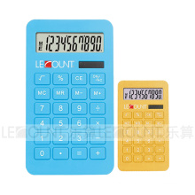 10 Digits ABS Material Plastic Electronic Calculator (LC263ABS-1)