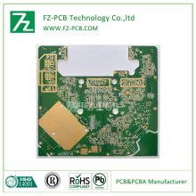Fr4 4 lapisan Ts16949 automotif Multilayer PCB