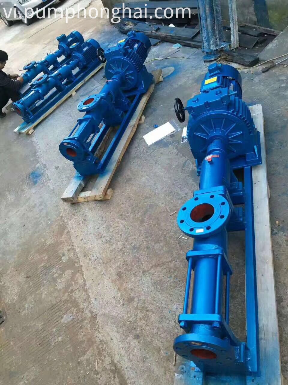 electric motor driven oil pump