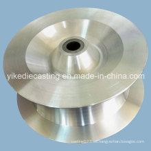 Pieza que trabaja a máquina de la aleación de aluminio modificada para requisitos particulares para el yate