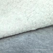 55%Hemp 45%Organic Cotton Terry Fleece Fabric