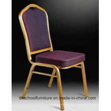 Aluminum Hotel Chair for Wedding Banquet Hall