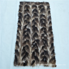 China factory cheap price mink plate sable pelt sable fur