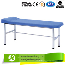 Made in China Hospital Exam Table with Built-in Pillow