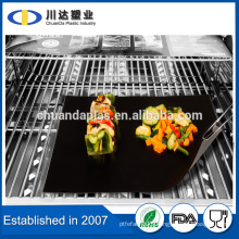 Hot Sales PFOA BPA FREE Heavy Duty Heat Resistant non-stick bbq grill mat                                                                         Quality Choice