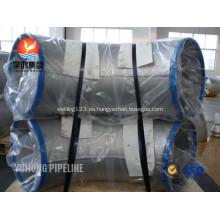 Accesorios de soldadura a tope SB366 Inconel800