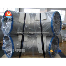Accessoires de soudure bout à bout SB366 Inconel800