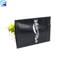 Laminated Mylar Bag Black Mylar Small Ziplock Bags