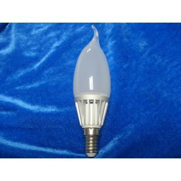 Dimmable LED 5W Candle Bulb with Samsung Chip
