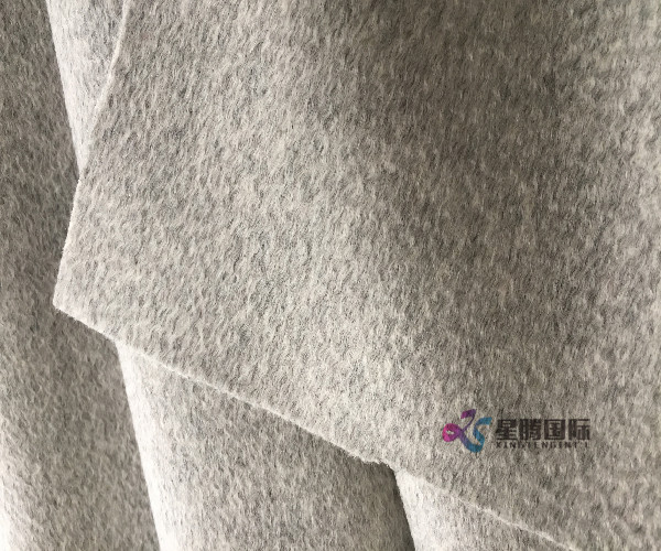 Wool Cashmere Blend Fabric