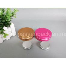 Farbiges Aluminiumglas für Duftkerzenverpackung (PPC-ATC-007)