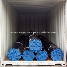 ASTM A106 seamless steel pipes tubes