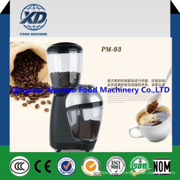 Electric Mitto Italian Style Home Use Coffee Bean Grinder Machine