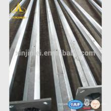 Galvanizado Steel Post Preços