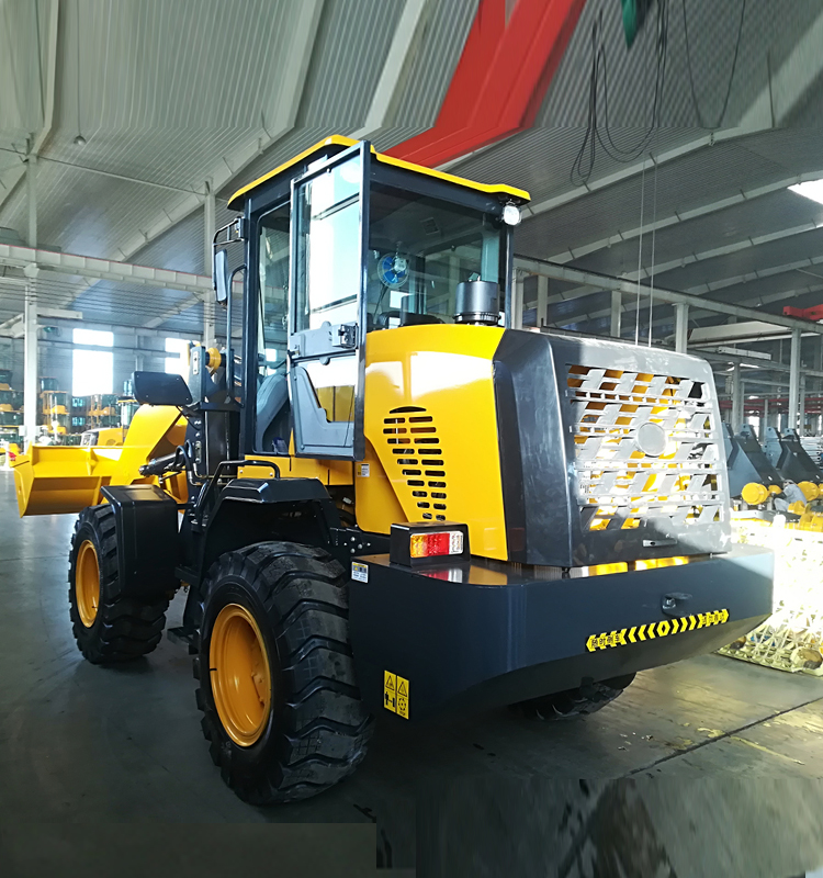 Brand New Mini Loader