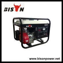 BISON (CHINA) OEM Factory Gerador de gasolina para uso doméstico HH2500