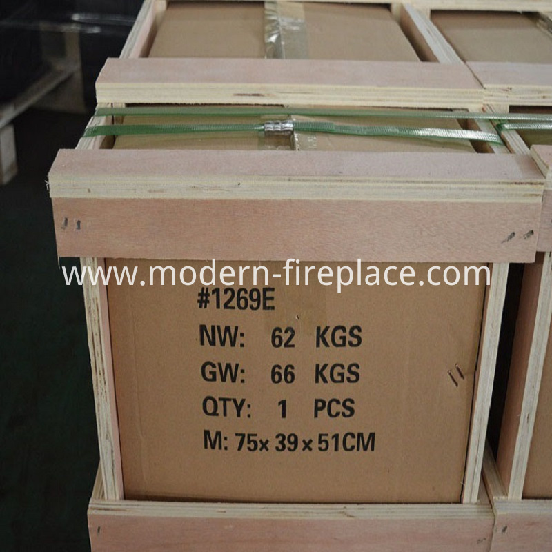 For Sale Small Wood Stoves Packaging