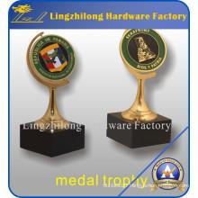 Upscale Custom Rotatable Coin for Souvenir