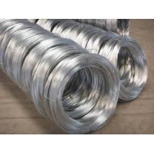 Heiß eingetaucht Galvanizied Eisendraht für die Bindung im Bau