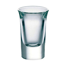 1oz / 3cl / 30ml Vidrio del tirador del vidrio de tiro