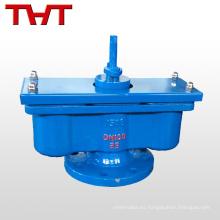 Válvula de liberación de aire de doble orificio de hierro dúctil