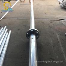 China factory price led traffic light pole system
