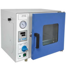 high temperature digital display small lab vacuum drying oven (stainless steel inner chamber)
