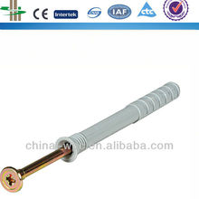 Outdoor floor accessory screw