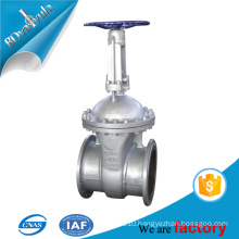 DIN standard manufacturers low price sluice firm big wedge gate valve