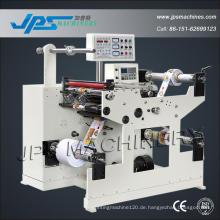 Auto / Automatik Aufkleber Etikett Papier Spalt Wickelmaschine (Slitter Rewinder Maschine)